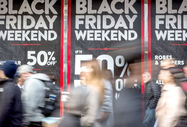 The countdown to Black Friday is officially on!